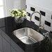 Kraus Single Handle Deck-Mounted Kitchen Sink Faucet