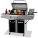 Uniflame Corporation LP Gas Barbecue Grill