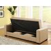 LifeStyle Solutions Napa Convertible Sofa