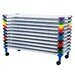 Mahar Creative Colors Multi-Colored Cot