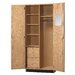 Diversified Woodcrafts 2 Door Storage Cabinet