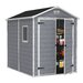 Keter Manor 6 Ft. W x 8 Ft. D Resin Storage Shed