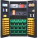 "Quantum Storage 72"" H x 36"" W x 24"" D All-Welded Storage Cabinet"