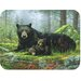 McGowan Tuftop Black Bears Cutting Board