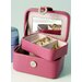 Budd Leather Bold and Spring Ladies Petite Jewelry Box