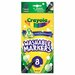 Crayola LLC Washable Fine Point Markers (8/Pack)