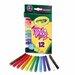 Crayola LLC Woodless Color Pencils (12/Pack)