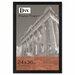 DAX® Black Wood Poster Frame with Plexiglas Window, Wide Profile, 24 x 36