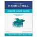 Hammermill Color Laser Gloss Paper, 94 Brightness, 32Lb, 300 Sheets/Pack