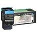 Lexmark International Extra High-Yield Toner, 4000 Page-Yield