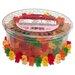 Office Snax Gummy Bear Candy Tub