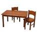 Gift Mark Children's 3 Piece Table Chair Set