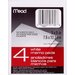 """Mead 3"""" x 5"""" Memo Pad (4 Count)"""