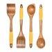 Lipper International 4 Piece Cooking Utensil Set