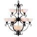 Livex Lighting Homestead 11 Light Chandelier