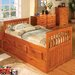 Discovery World Furniture Weston Storage Panel Customizable Bedroom Set