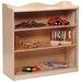 Steffy Wood Products Adjustable Shelf Cabinet