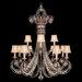 Fine Art Lamps A Midsummer Nights Dream 12 Light Chandelier