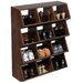 Venture Horizon VHZ Storage Stackable 3 Compartment Cubby