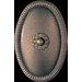 Etruscan Gold / Handcut Clear