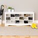 Prepac Monterey Cubbie Storage Bench