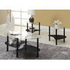 Innovex Crescent Coffee Table Set