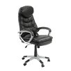 Innovex Imperium High-Back Leather Executive Chair