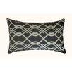 Jiti Trellis Outdoor Lumbar Pillow