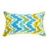 Jiti Scissors Outdoor Lumbar Pillow