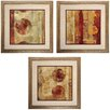 Propac Images Caribbean 3 Piece Framed Painting Print Set