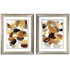 Propac Images Organic Study 2 Piece Framed Graphic Art Set