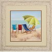 Propac Images Four Summer 2 Piece Framed Graphic Art Set