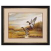 Propac Images Mallards Framed Painting Print