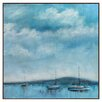 Propac Images Nauticus Framed Painting Print