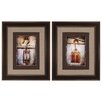 Propac Images Block and Tackle 2 Piece Framed Photographic Print Set