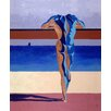 PTM Images Captivating Painting Print on Wrapped Canvas