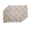 Textiles Plus Inc. Reversible Quilted Floral Placemat (Set of 4)