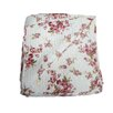 Textiles Plus Inc. Quilted Vintage Rosie Reversible Throw Blanket