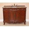 """Global Treasures Erin 48"""" Single Bathroom Vanity Set"""