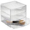 InterDesign Rain 3 Drawer Box