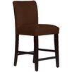 "Skyline Furniture Linen Uptown 26"" Bar Stool with Cushion"