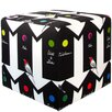 Skyline Furniture Birdhouse Cube Ottoman