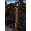 "New England Arbors Burton 72"" Composite Lamp Post"