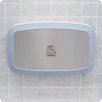 Koala Kare Products Baby Changing Station Horizontal Wall Mount with Stainless Steel Veneer