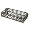 Sterling Industries Metal Frame Mirrored Tray