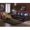 Omnia Furniture Mirage 4 Seat Sofa Leather Living Room Set