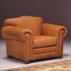 Omnia Furniture Sedona Leather Chair