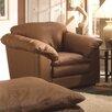 Omnia Furniture Oregon Leather Chair