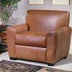 Omnia Furniture Jackson Leather Chair