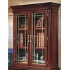 DMI Office Furniture Keswick Overhead Storage with Leaded Glass Door